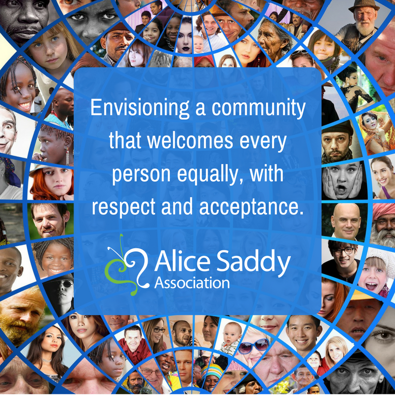 Alice Saddy Association Vision Statement