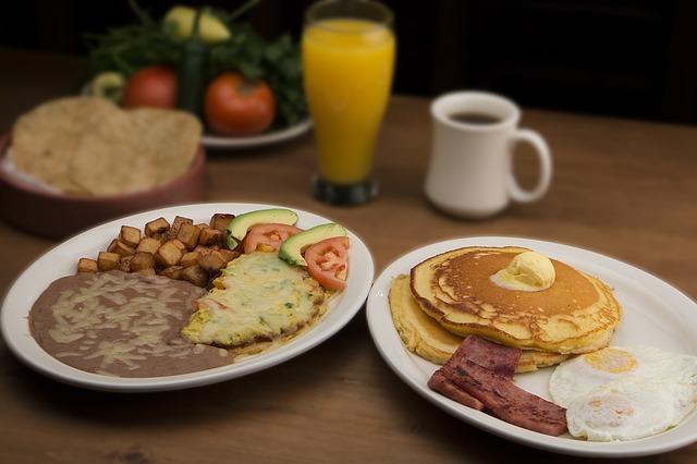 Breakfast at Cherryhill @ Cherryhill Mall Foodcourt | London | Ontario | Canada
