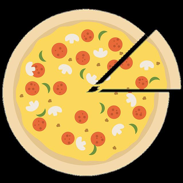 Pizza @ Cherryhill @ Cherryhill Mall | London | Ontario | Canada